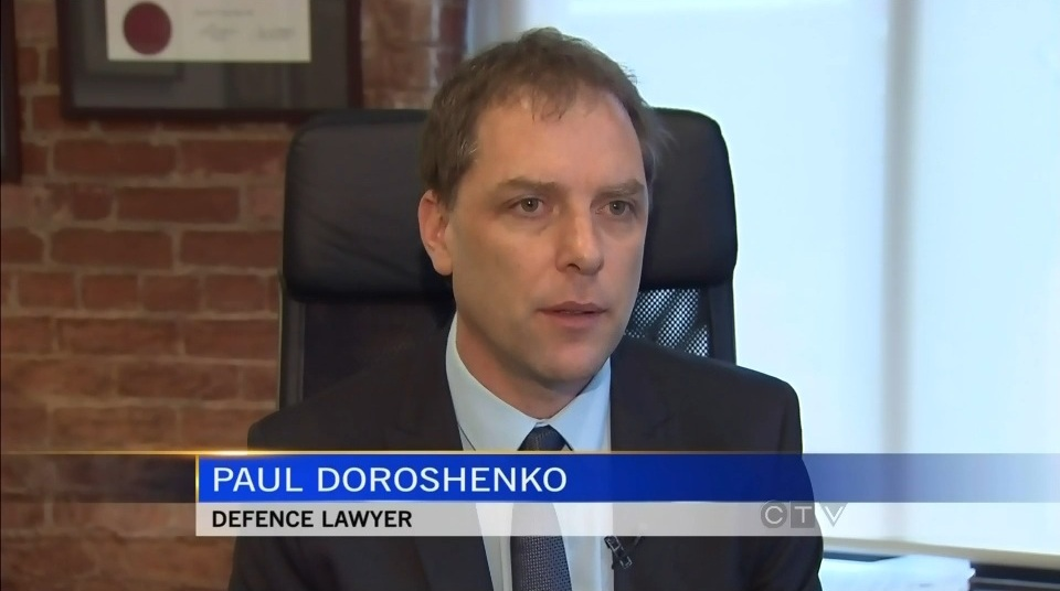 Paul Doroshenko Vancouver's best dui lawyer