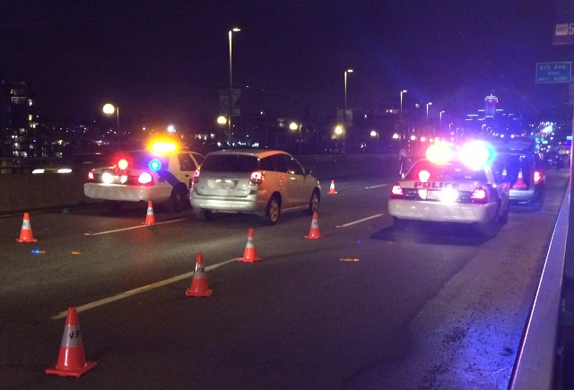 Avoid a DUI Roadblock