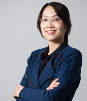 Lawyer Agnes Tong